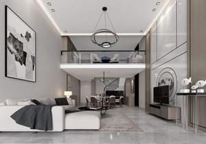 40平米loft公寓怎么装修效果图