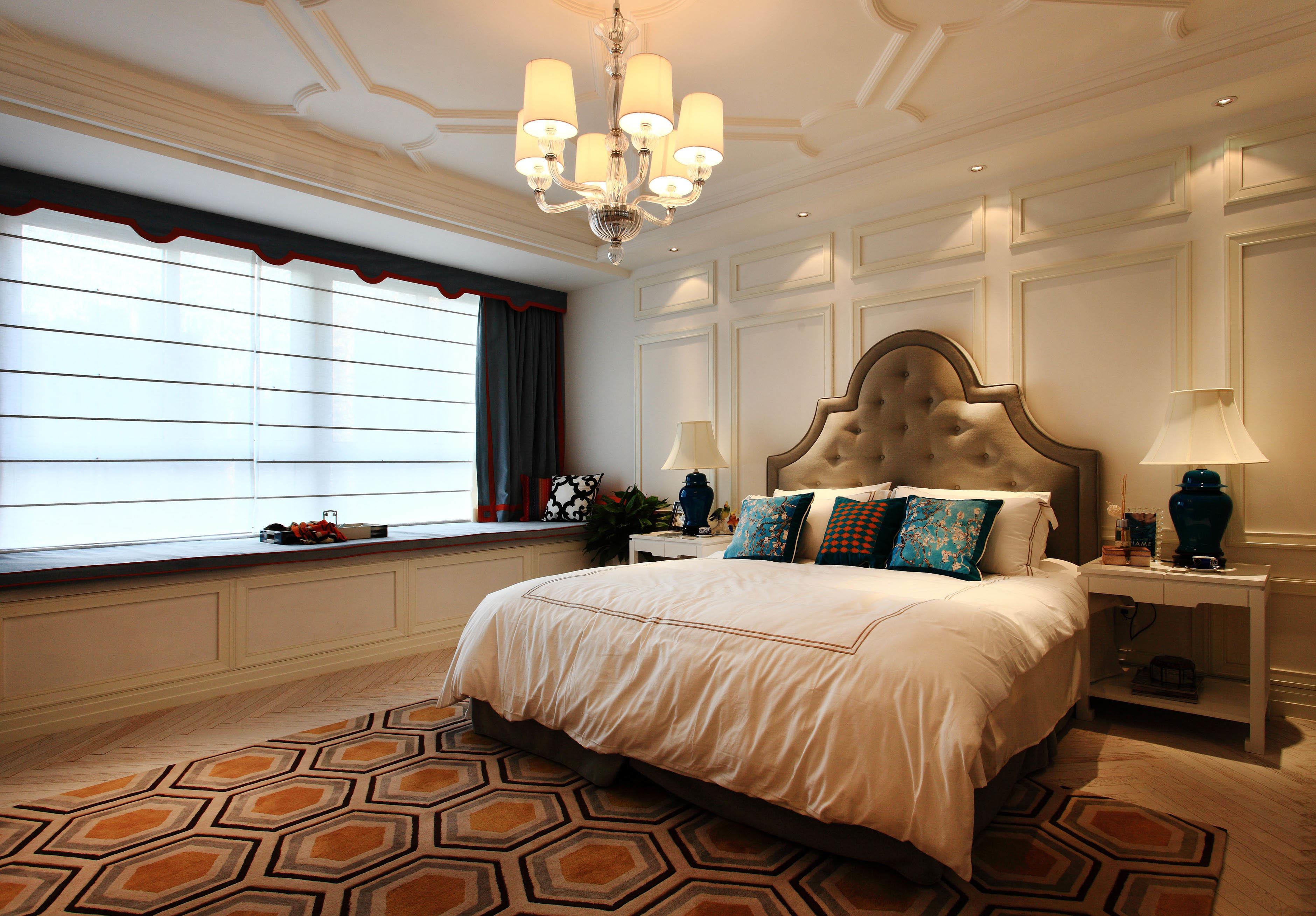 7平米带飘窗的小卧室装修效果图