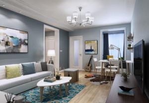 20平米客廳帶臥室裝修效果圖大全