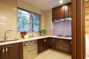 4平方的廚房壁柜裝修效果圖