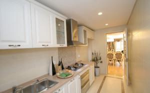 4平方l型廚房裝修效果圖