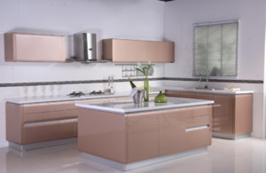 長方形4平方米廚房裝修效果圖