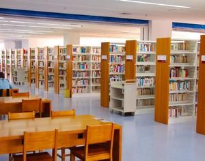 图书馆储藏室装修效果图