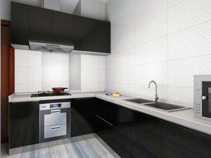 4平方米的廚房怎么裝修效果圖