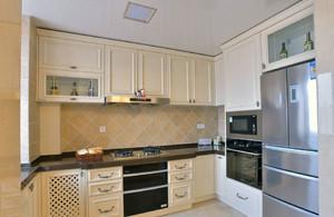 廚房4平方裝修效果圖