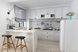 廚房4平方裝修效果圖大全