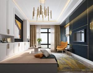 现代风格客厅榻榻米装修效果图大全
