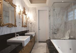 6平方長方形衛生間設計圖