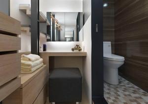 長方形的衛生間怎樣設計圖