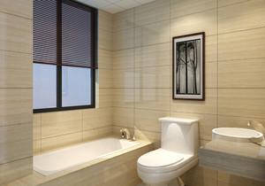 40平米公寓洗手間裝修效果圖