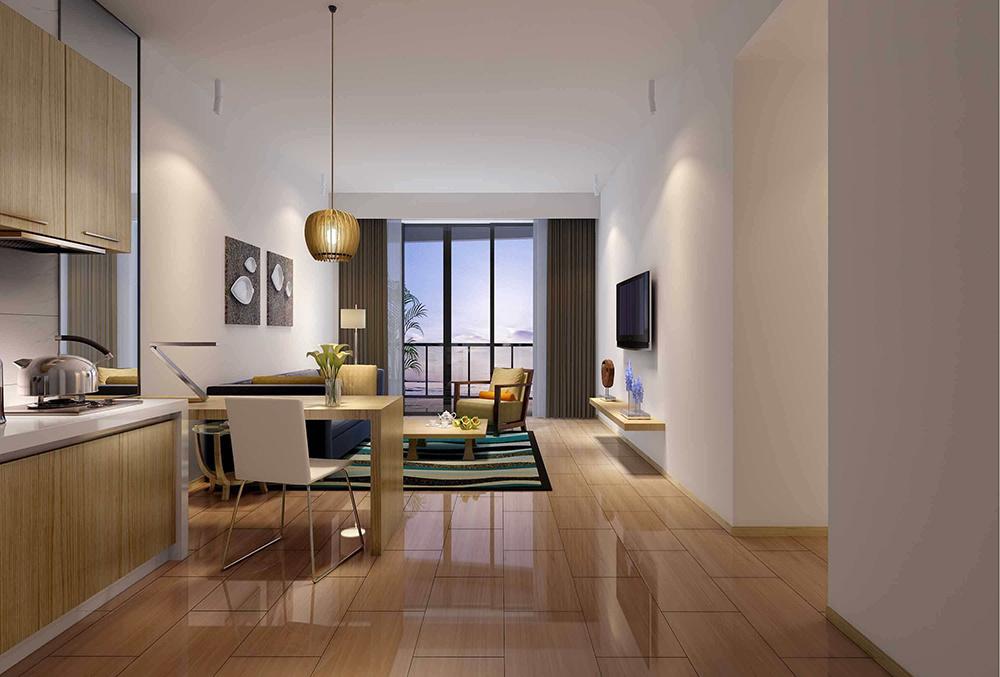 30至40平米公寓装修效果图