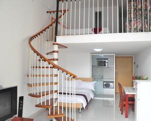 鋼結構螺旋樓梯效果圖