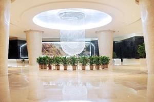 300平欧式奢华风格办公楼大厅装修效果图