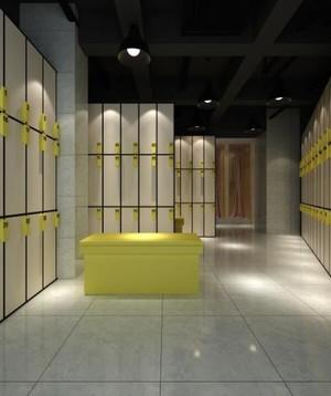 250平米都市风格更衣室装修效果图