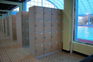 280平米质朴风格更衣室装修效果图