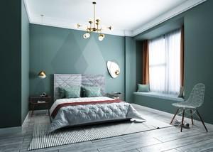 30平米北欧风格房间装修效果图