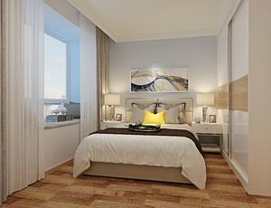 8平方的房间北欧原木风格装修效果图