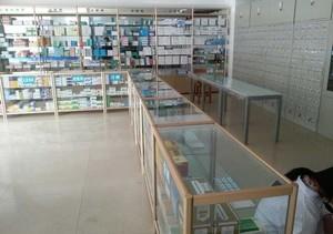 40平米西药店装修设计效果图