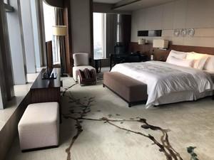 400平米现代风格总统套房装修效果图