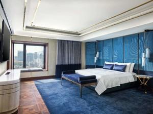 350平米后现代风格总统套房装修效果图