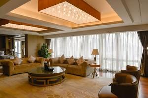550平米新欧式风格总统套房装修效果图