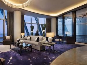 450平米现代风格总统套房装修效果图