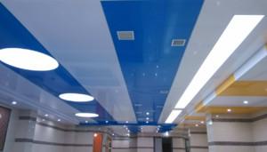 290平米软膜吊顶装修效果图
