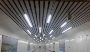500平米铁艺吊顶装修效果图