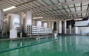 700平米食品工厂装修效果图