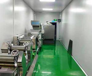 800平米食品工厂装修效果图