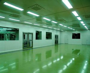 850平米食品工厂装修效果图
