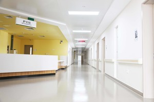 2000平合肥医院护士站装修效果图