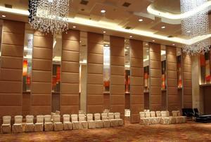 800平现代风格酒店隔断装修效果图