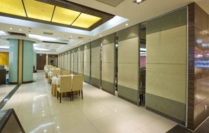800平现代简约风格酒店隔断装修效果图