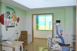 50平儿童医院科室装修效果图
