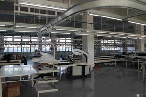 800平工厂车间装修效果图