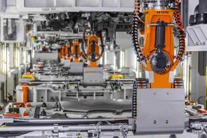 850平工厂车间装修效果图