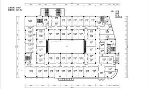中央商场平面图