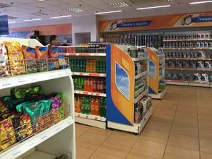 60平超市设计现代港式风格装修效果图