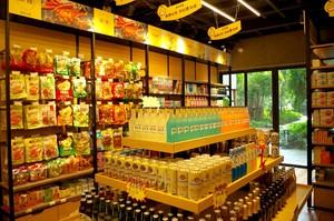30平小型超市宜家风格装修效果图