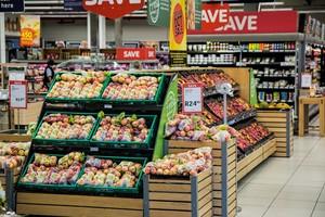80平小型超市现代简约风格装修效果图