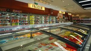 80平小型超市现代创意风格装修效果图