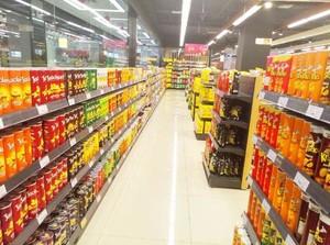 400平米超市简欧式风格装修效果图