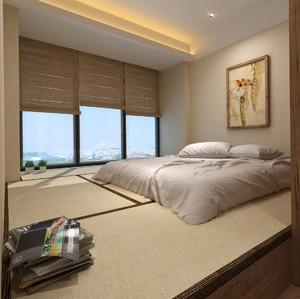 150平米房子中式榻榻米房间装修效果图