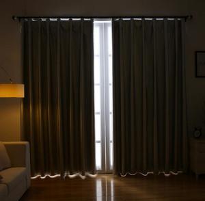 30平方房子小户型阳台窗帘装修效果图