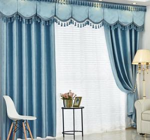 30平小公寓小户型阳台窗帘装修效果图