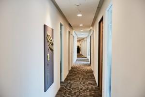 800平现代风格房屋走廊装修效果图