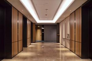 350平简约风格房屋走廊装修效果图