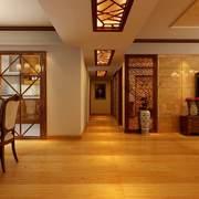 空间其他中式背景墙别墅装修