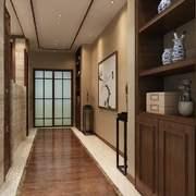 空间其他中式过道别墅装修